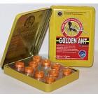 «Золотой муравей» (Golden Ant) Препарат для потенции на основе вытяжки африканских черных муравьев. 10 капсул