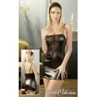M-Платье wetlook bl M