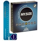 MY.SIZE 57 mm 3 pcs. condoms