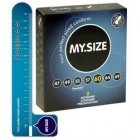 MY.SIZE 60 mm 3 pcs. condoms