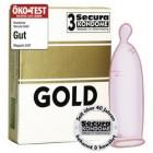Secura золот. 3 шт