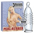 Secura Perl-Резин. 3 шт